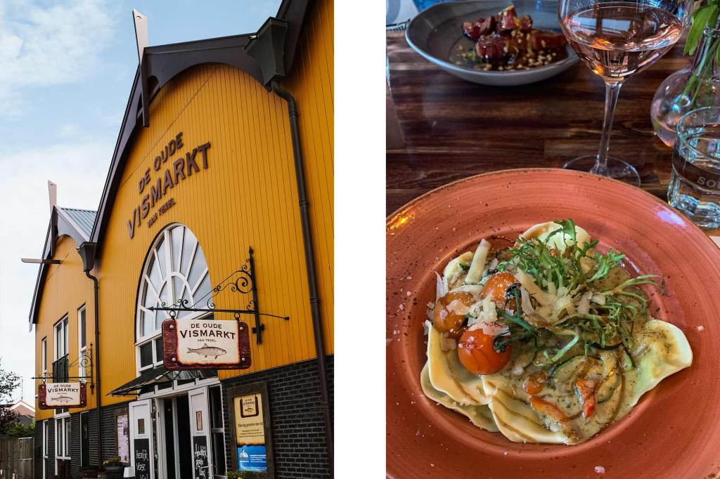 Food hotspots in Texel