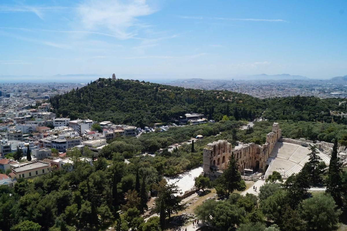 Vakantietips voor Athene stedentrip