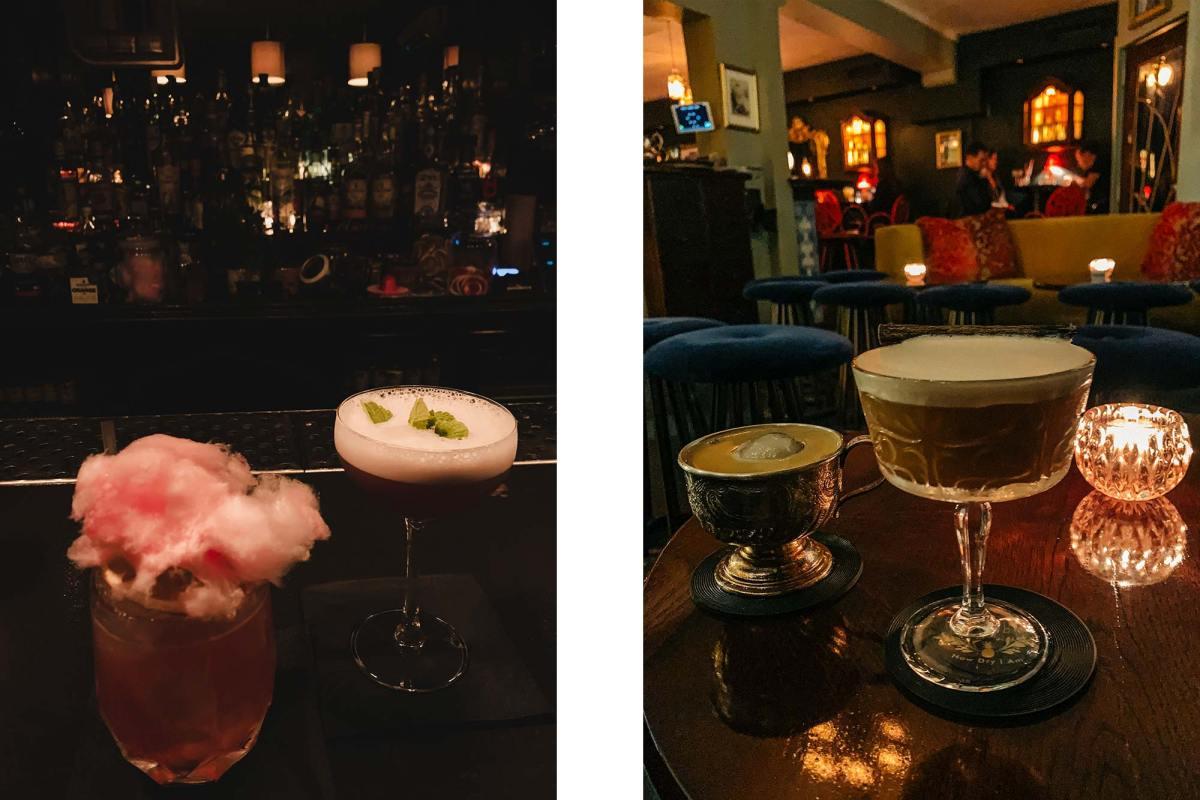 Cocktailbars in Kopenhagen