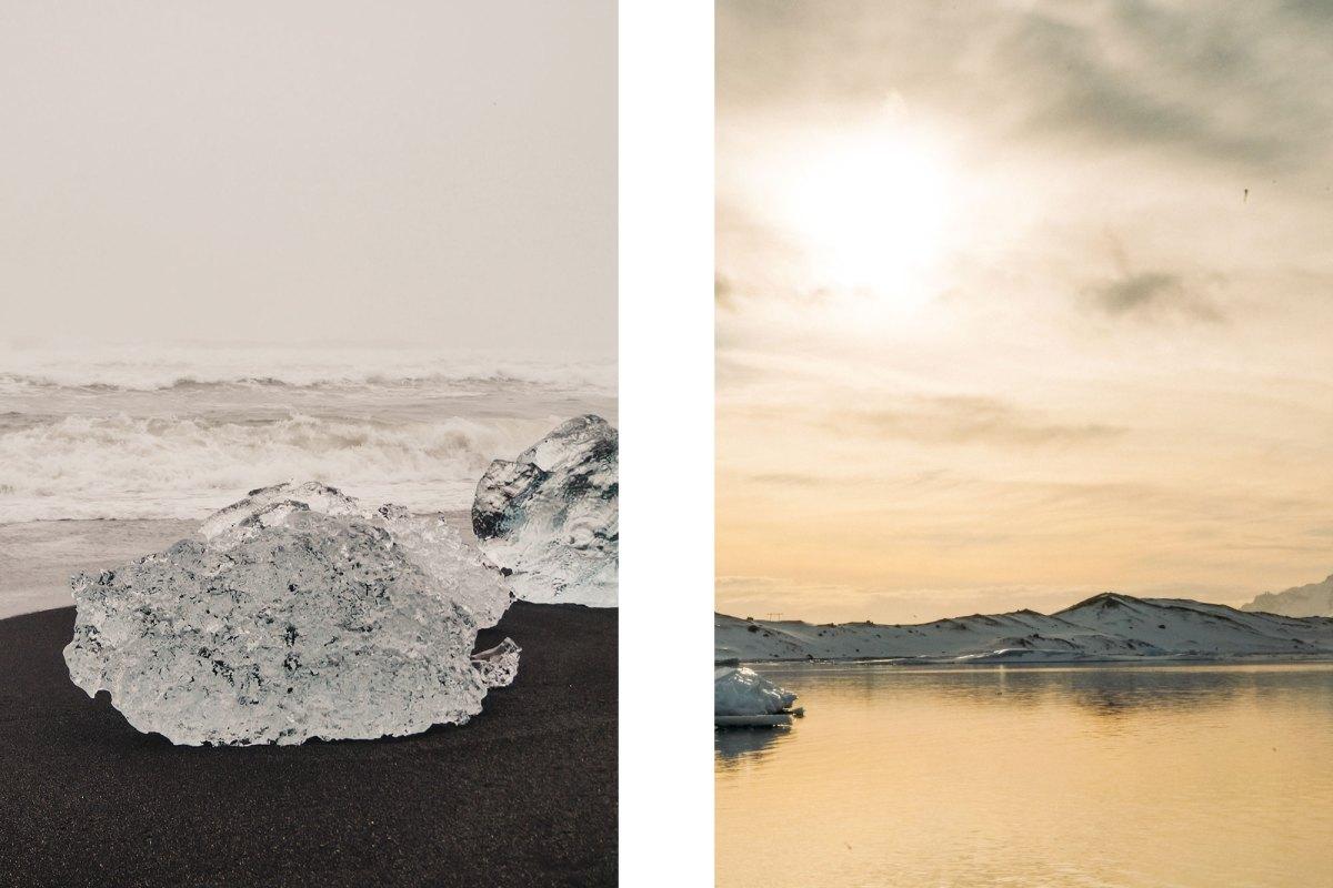 Diamond Beach IJsland bezoeken tips