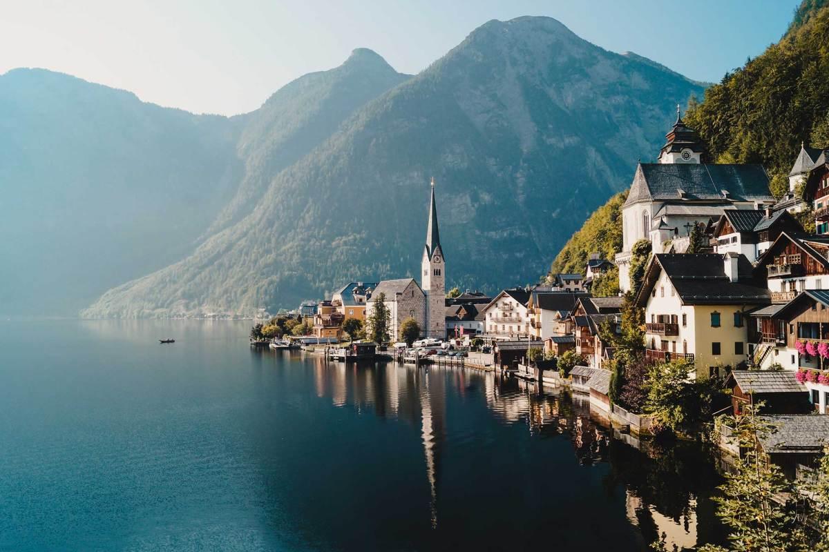 Bezoek Hallstatt - het mooiste dorp van Oostenrijk