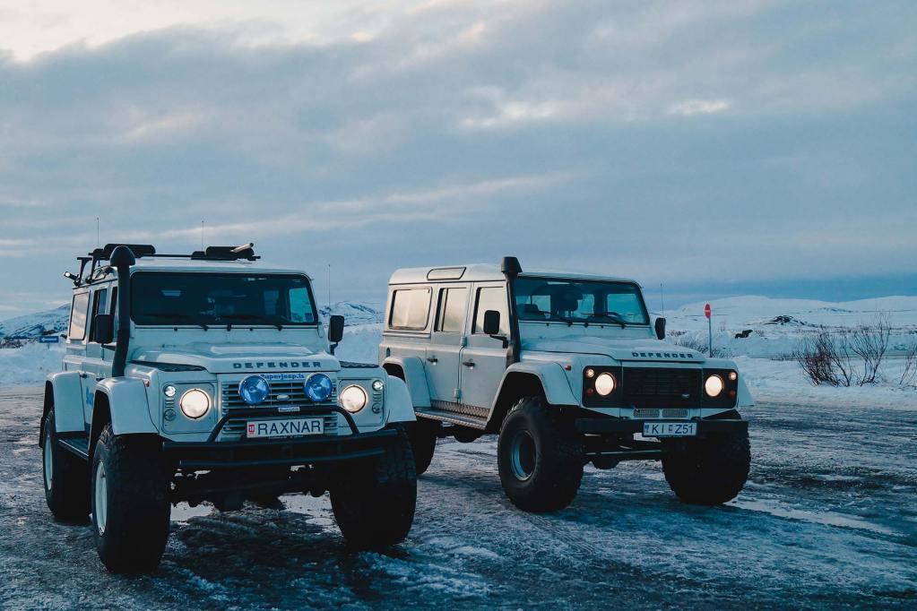 Winterse roadtrip door het zuiden van IJsland