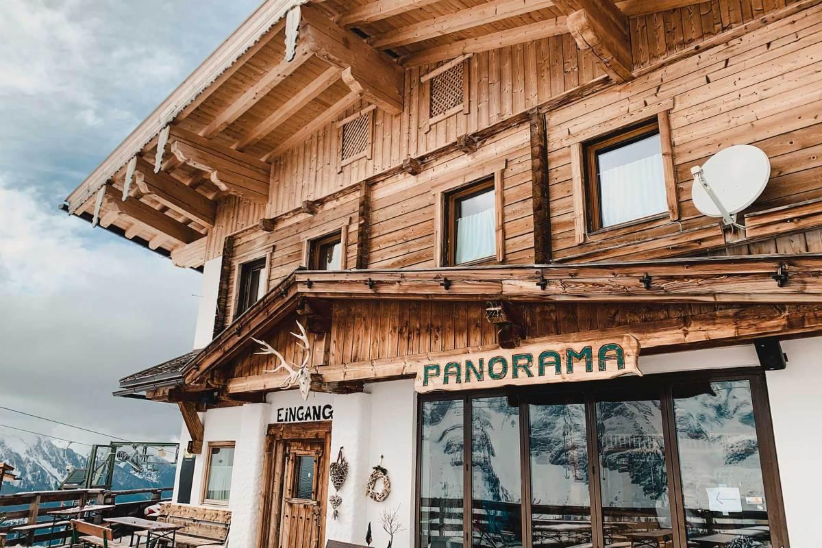 Bergrestaurant Panorama Mayrhofen
