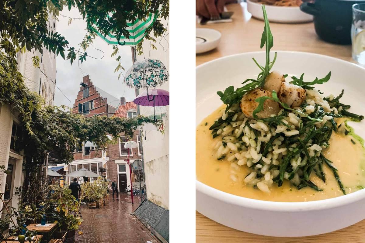 Beste lunchtips voor Middelburg