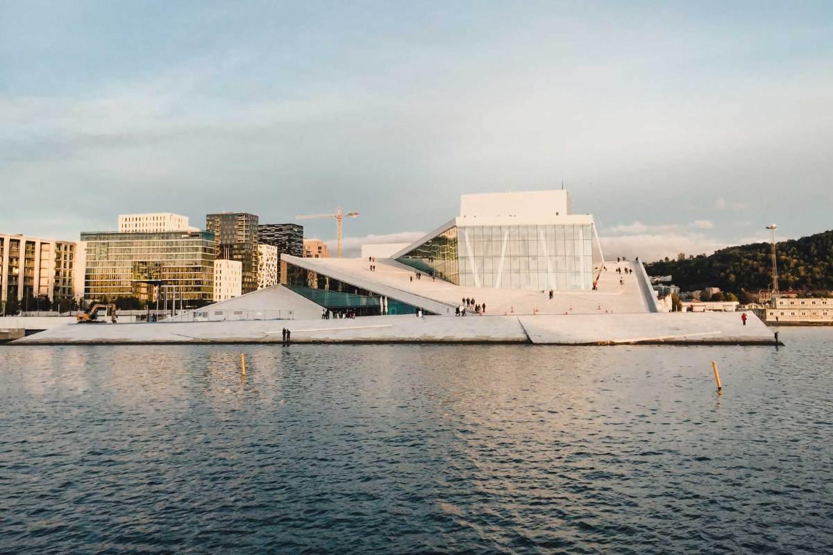 Operahuis Oslo bezoeken