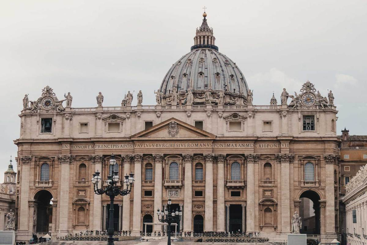 Bezoek Vaticaanstad in Rome tips
