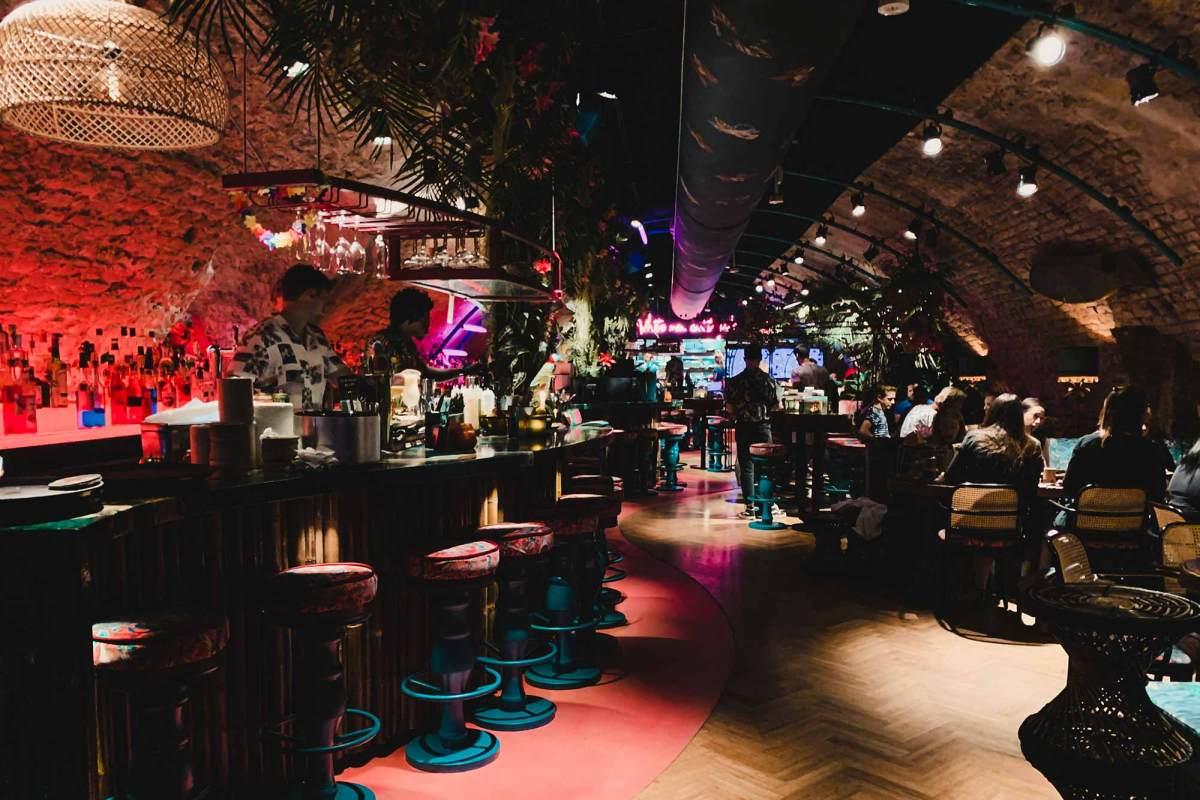 Rum club Utrecht borrelen