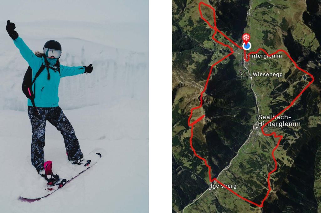 Houd je prestaties bij via Ski tracks