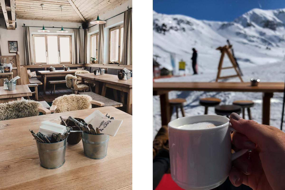 Leuke spots voor lunch of diner in Obertauern