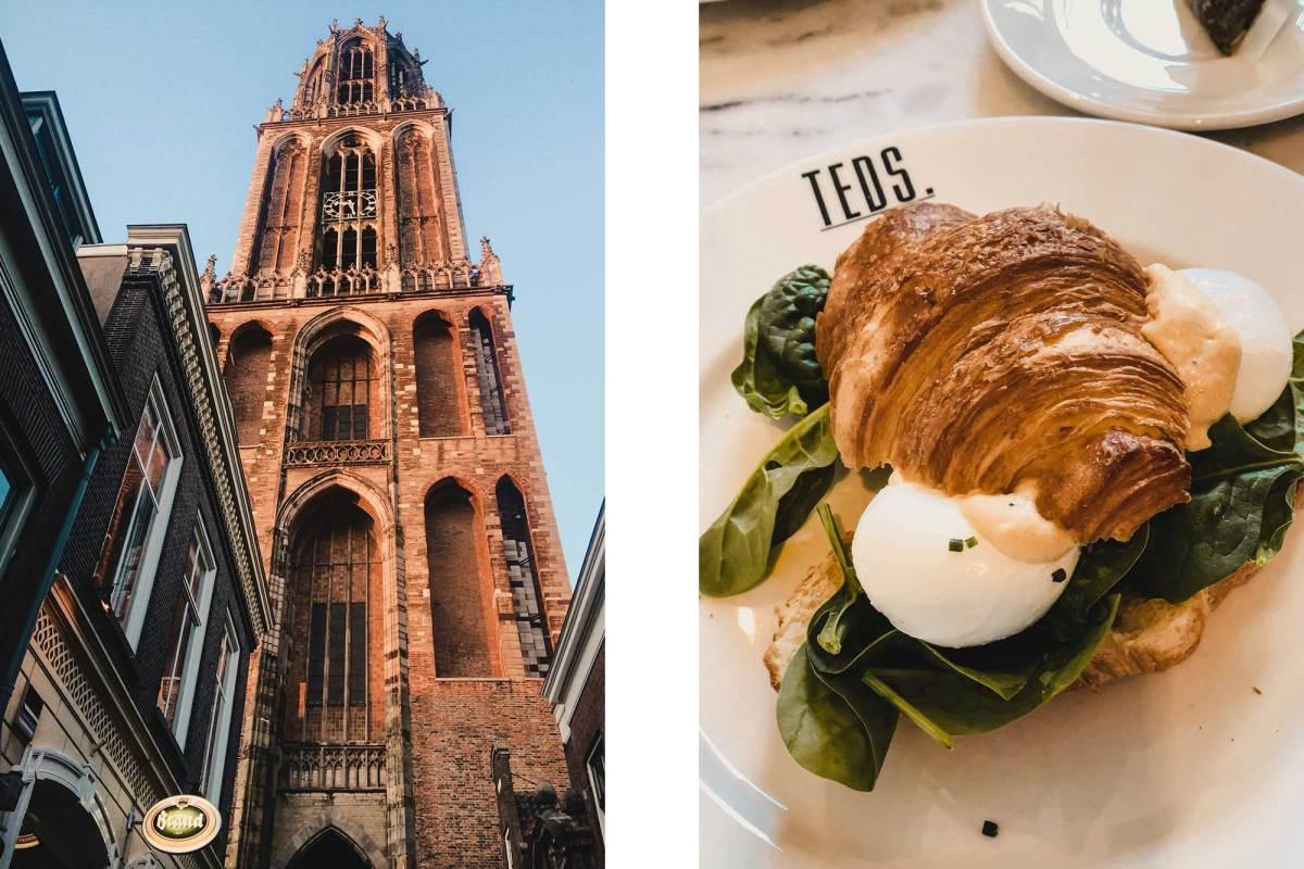 Leukste wijken van Utrecht en foodtour