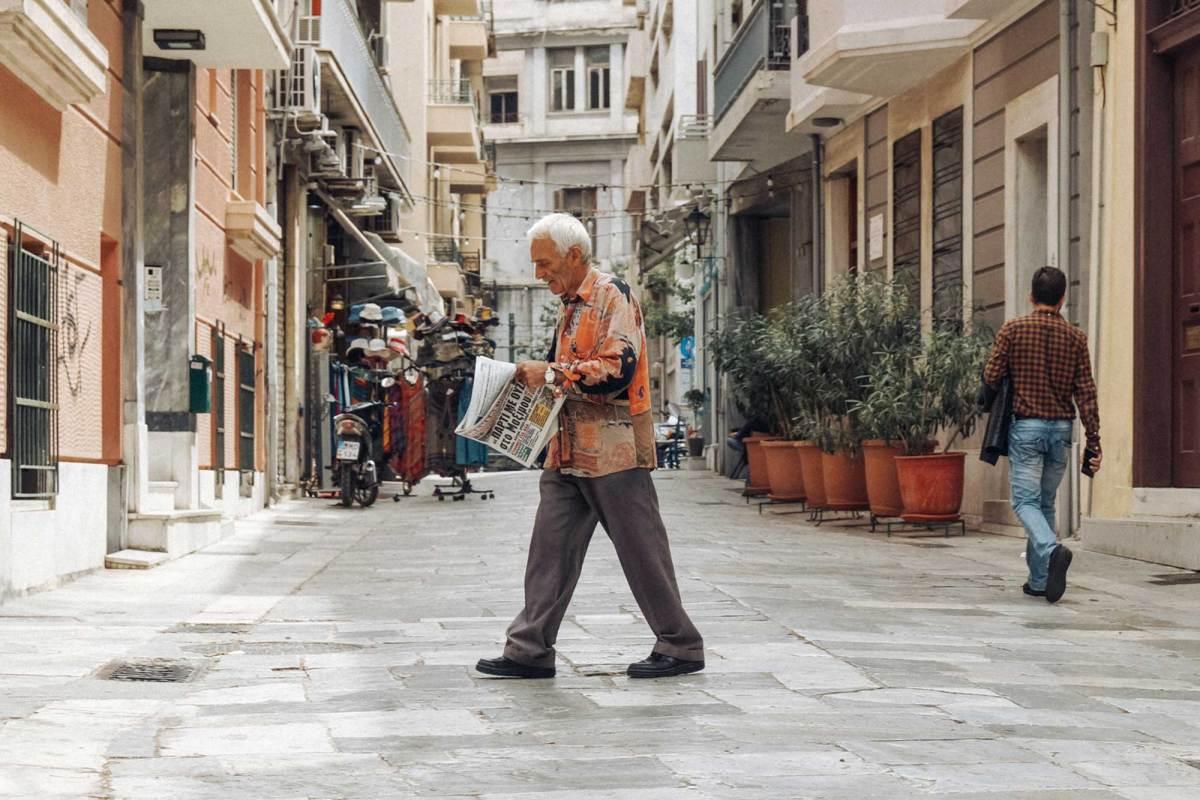 Athene stedentrip wat te doen
