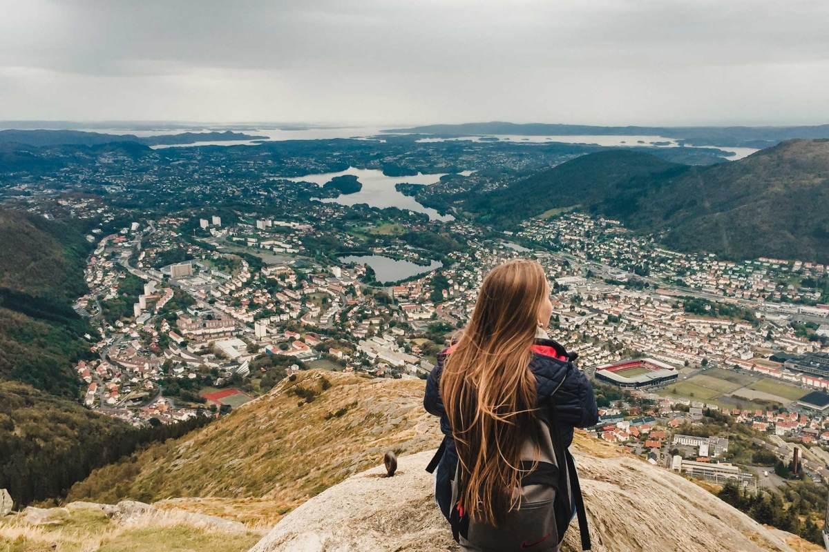 Mount Ulriken Bergen