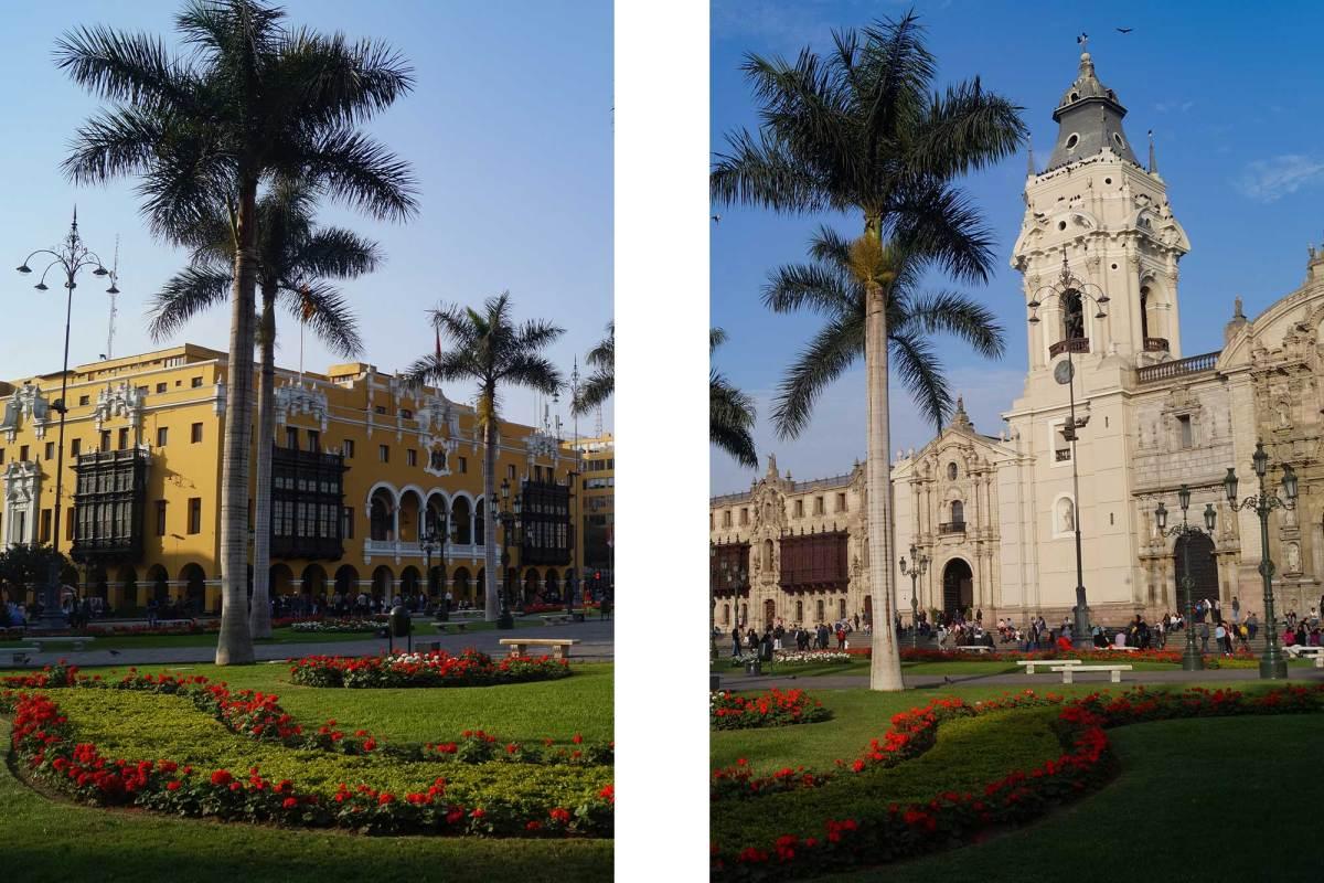 Foodwalhalla in Lima