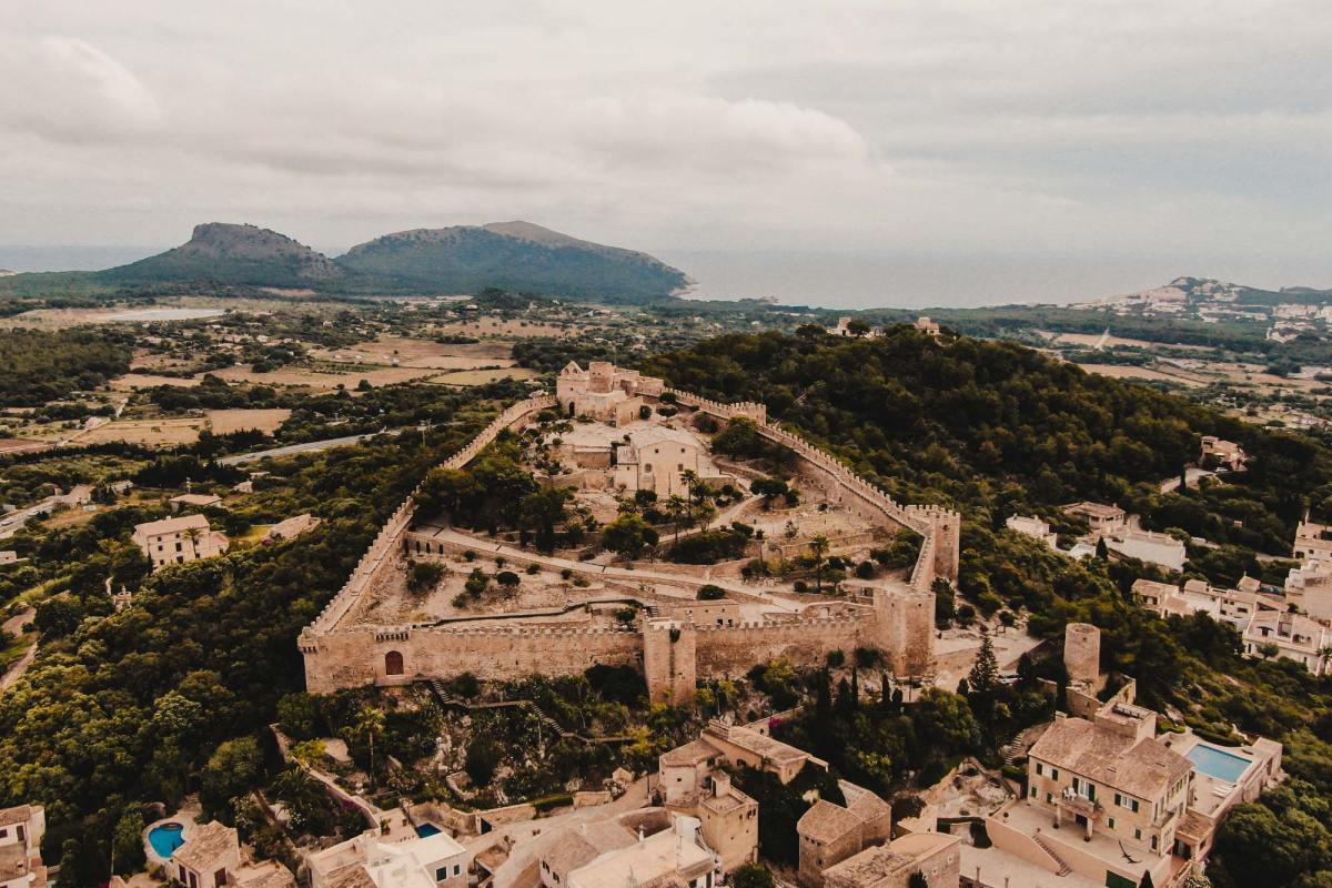 Castell de Capdepera in Mallorca bezoeken