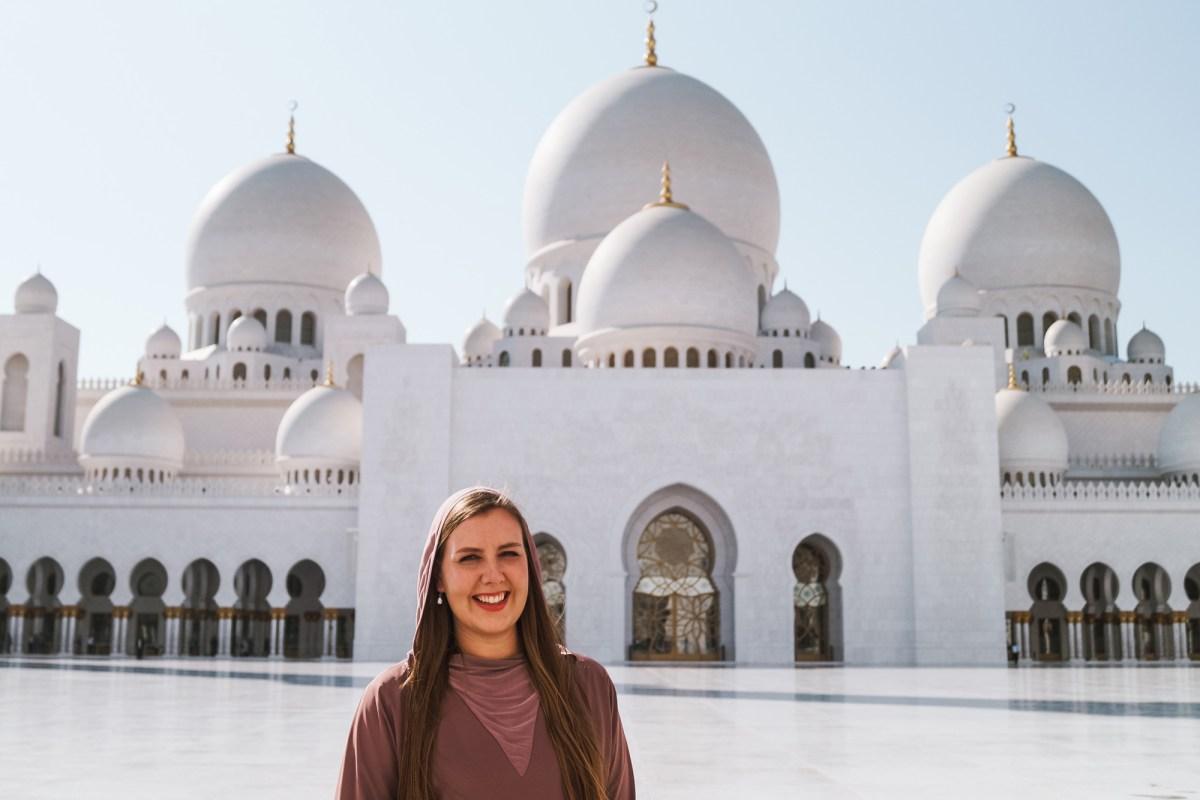 Breng een bezoek aan Sheikh Zayed Mosque