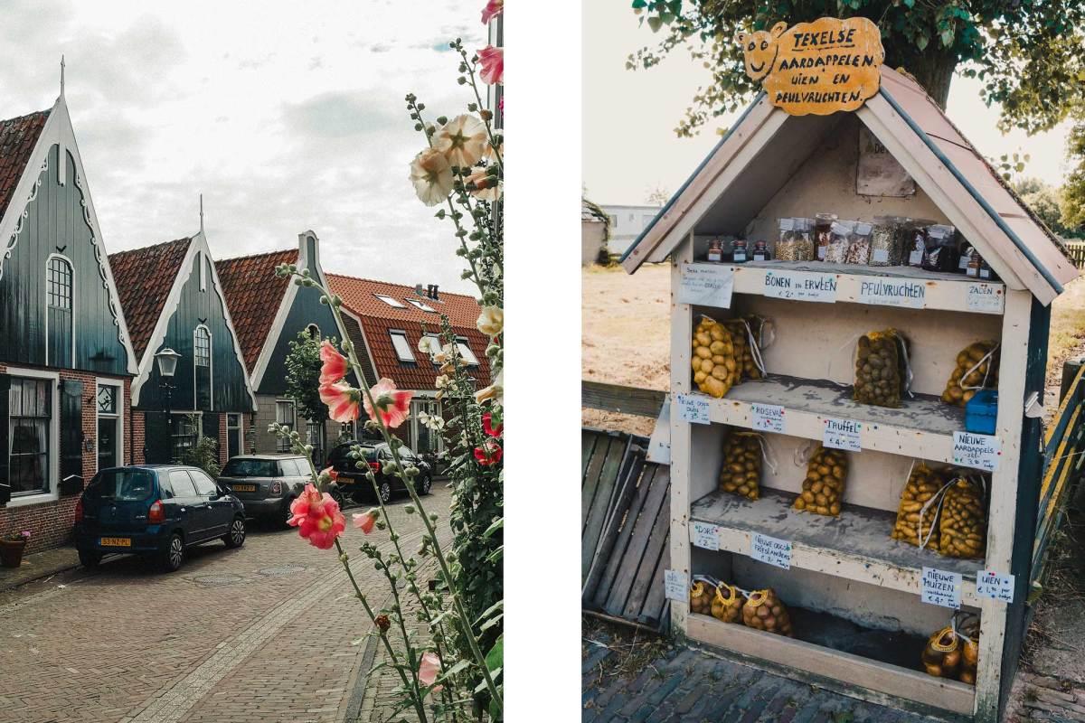 Fietstocht Den Hoorn Texel