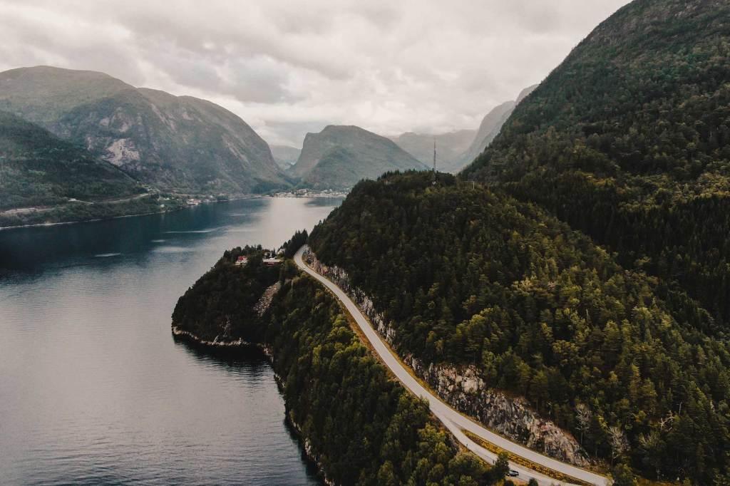 Roadtrip Noorwegen langs Sognefjord
