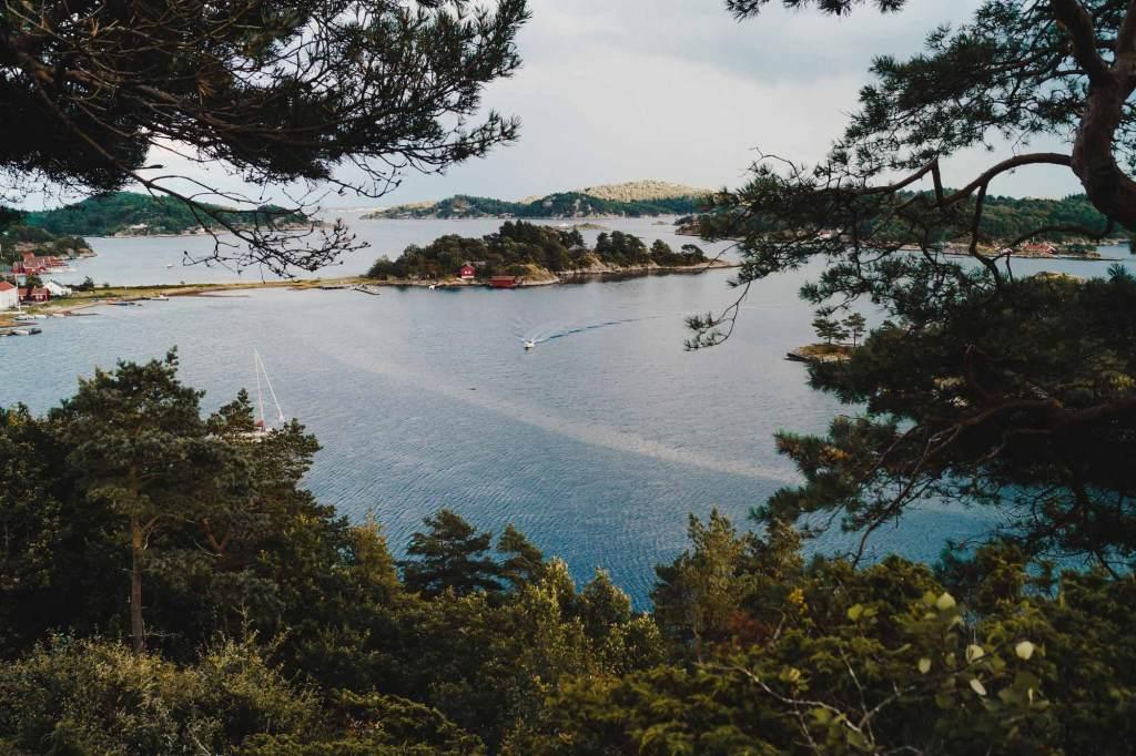 Verblijf bij Tregde Ferie in Noorwegen