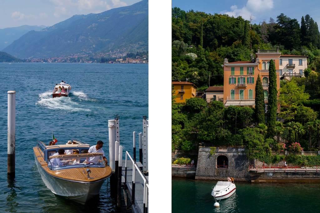 Italiaanse sfeer aan het Comomeer