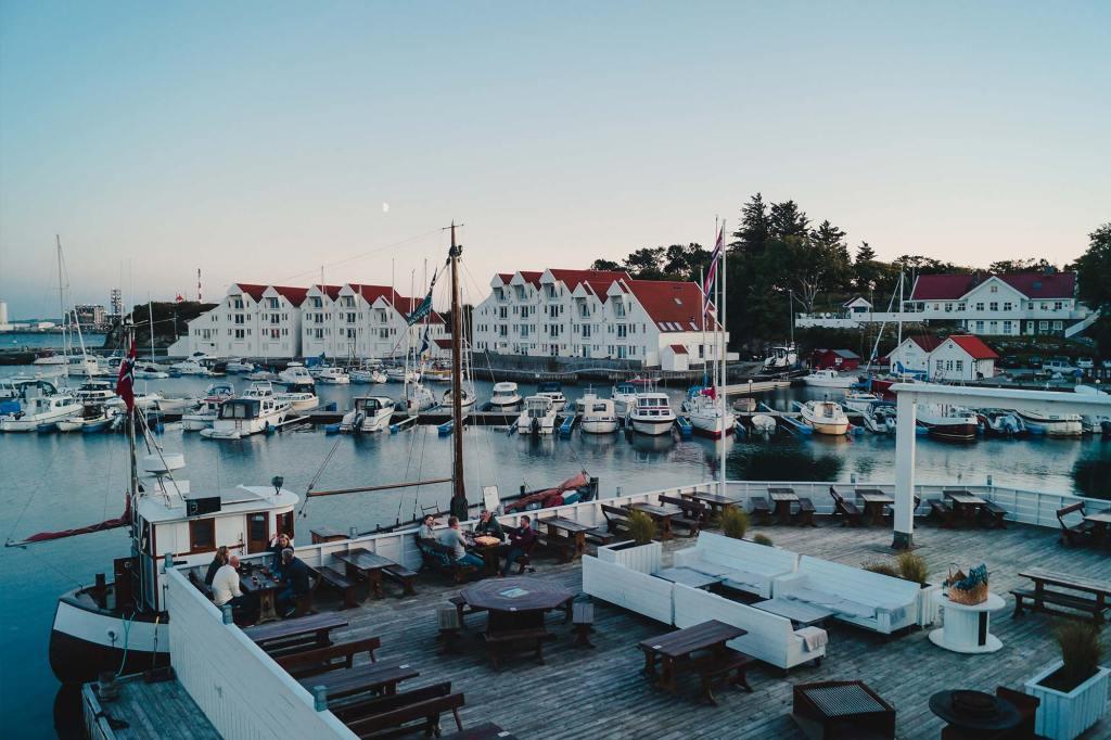 Overnachten in Hummeren Hotel in Tananger (nabij Stavanger)