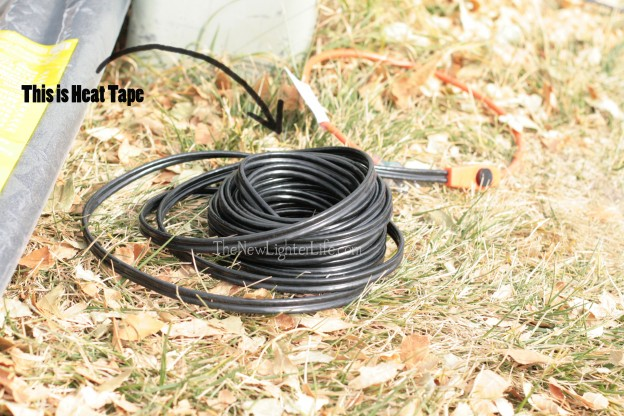 Hose Rv Heat Tape
