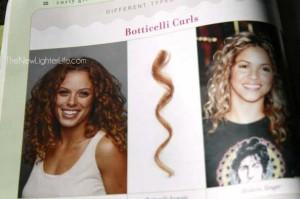 Botticelli Curls The New Lighter Life