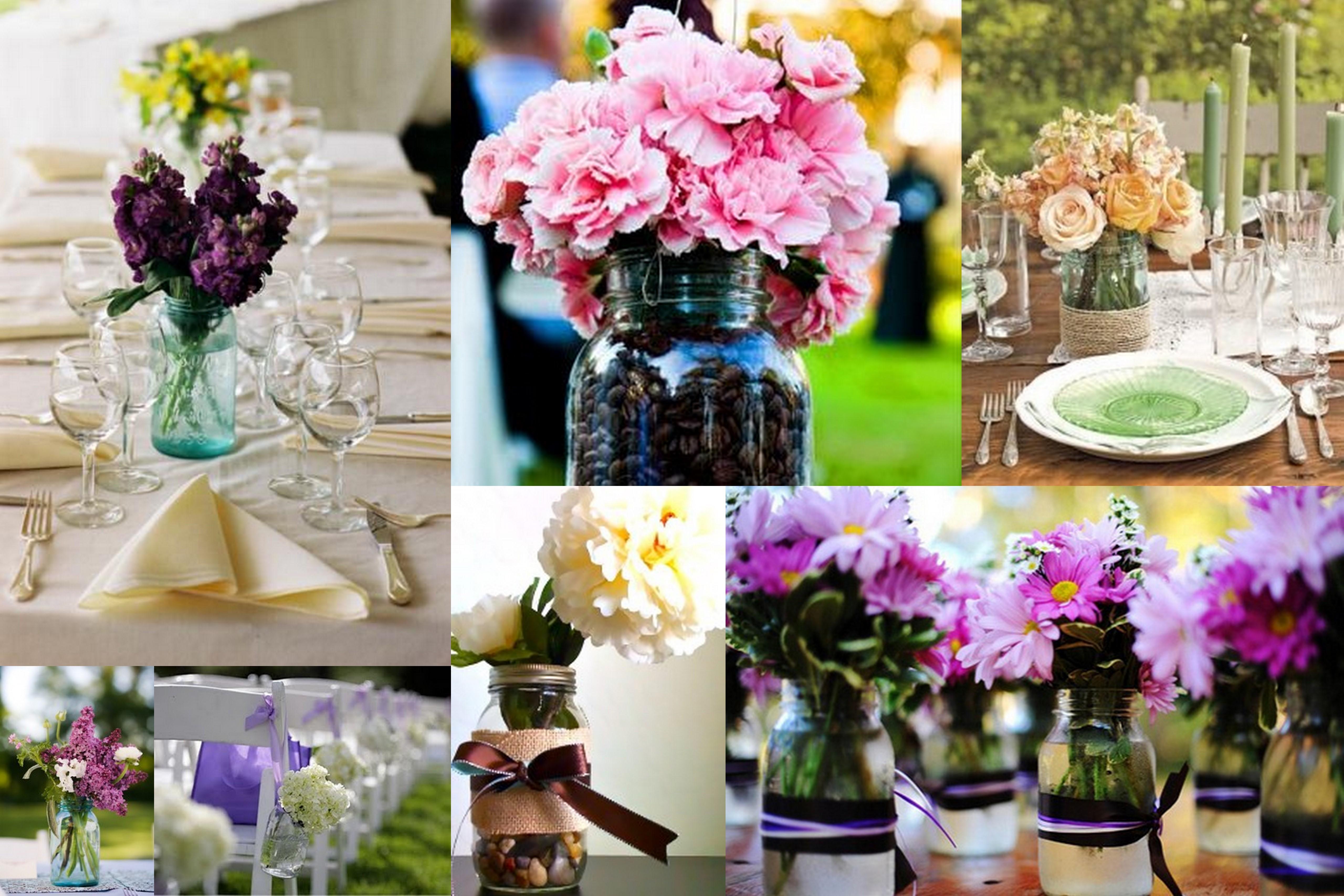 Having A Mason Jar Wedding??