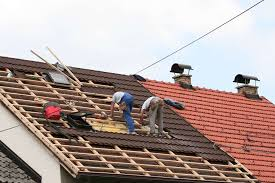 roof maintenance as home renovation project