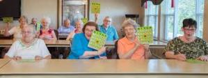 activities in assisted living