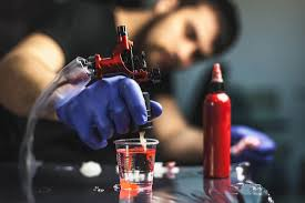 Expect new needles to be used in tattoo shops