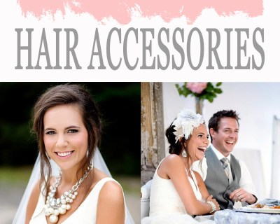 Wedding Wednesday: Hair Accessories