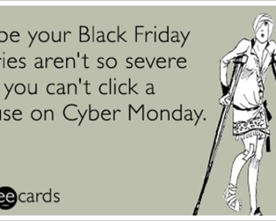 Happy Cyber Monday!
