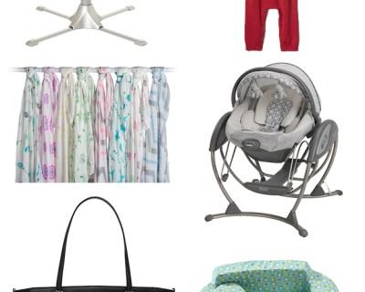 My Baby Essentials List