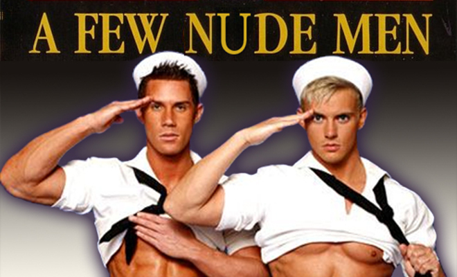 Gay male navy