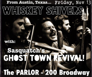 Whisky Shivers