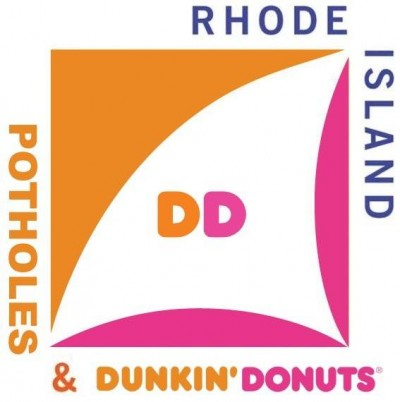 potholes and dunkin donuts