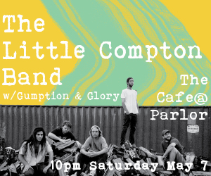 Little Compton Band Ad