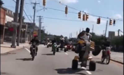 Outlaw ATVs and Dirt Bikes Providence Mad Max