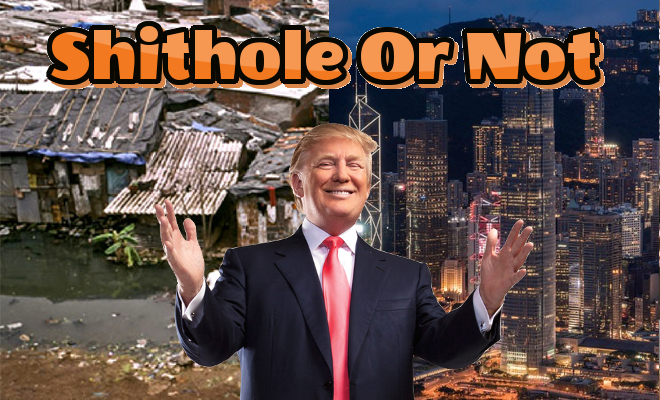 Shithole Or Not