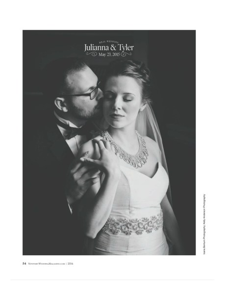Newport Wedding Magazine 2015 Newport Wedding Magazine 2016.3
