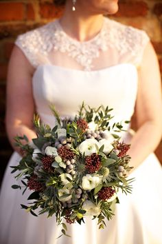 42 Fabulous Winter Bouquets | The Newport Bride
