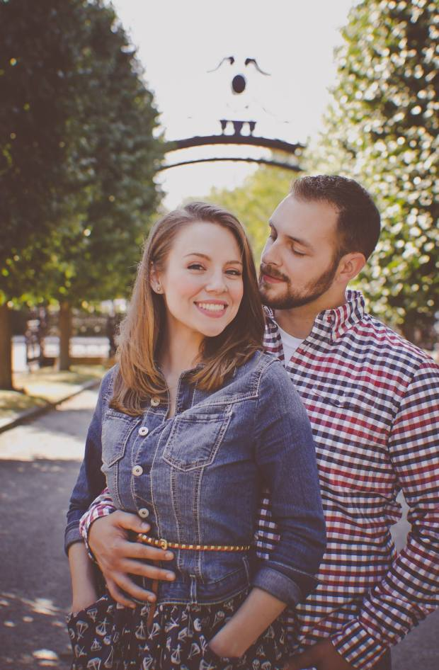 Julianna and Tyler's Engagement Session