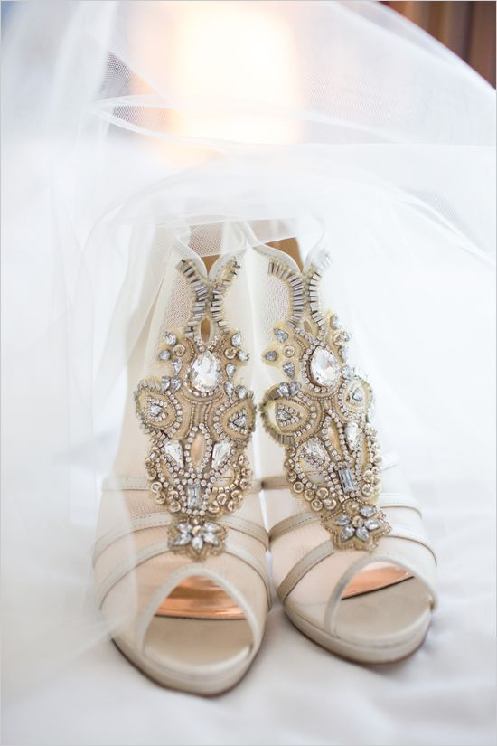 35 of the Best Shoes | The Newport Bride