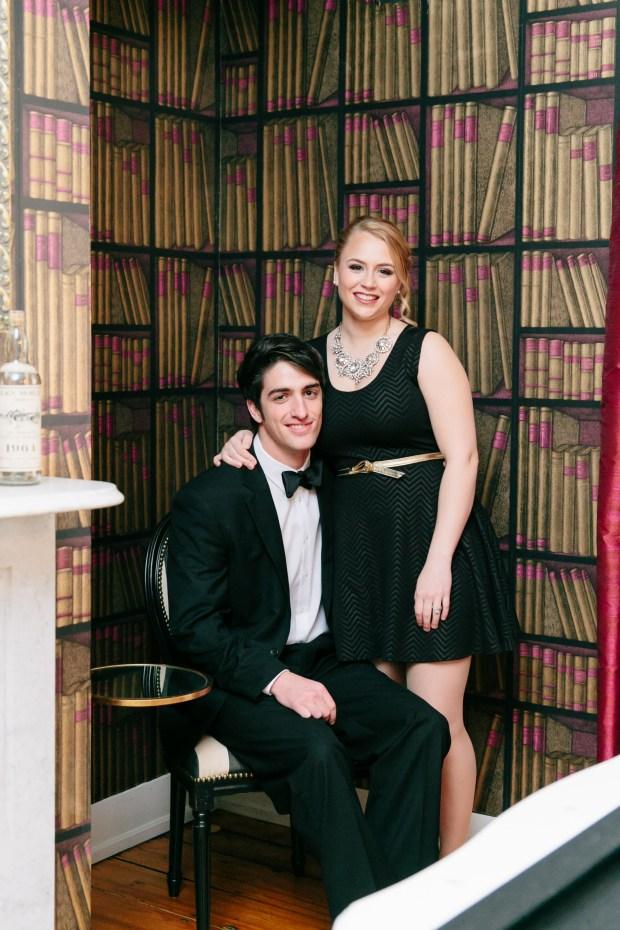 A Gilded Elopement | The Newport Bride