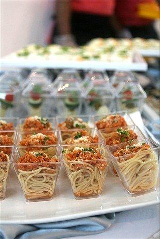 Spaghetti | The Newport Bride