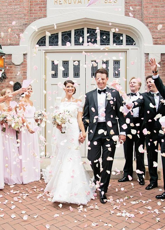 How to Make a Grand Exit   The Newport Bride