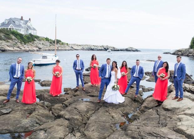 Meredith and Jim's Newport Beach House Wedding | The Newport Bride
