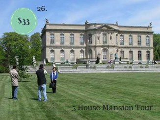 5 House Mansion Tour  on the The Newport Bride Holiday Gift Guide | The Newport Bride