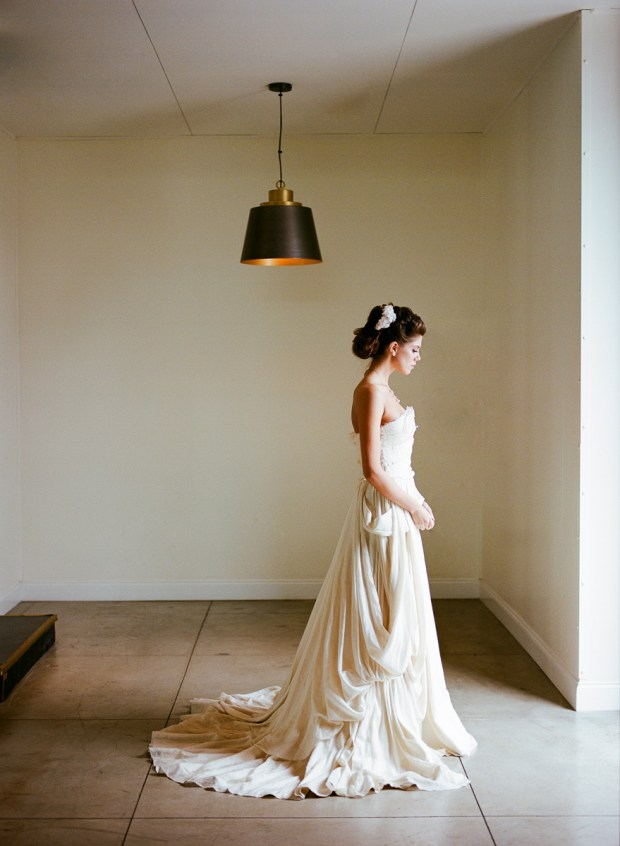 Interview with bridal designer Lindee Daniel on t