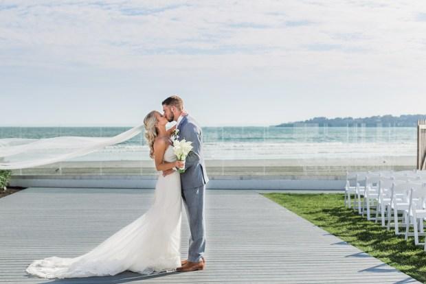 Sarah and Bobby's Newport Beach House Wedding